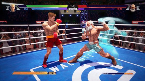 Big Rumble Boxing: Creed Champions (2021) PC Full Español