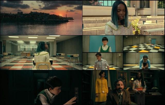 La misteriosa sociedad Benedict Temporada 1 (2021) HD 720p Latino Dual