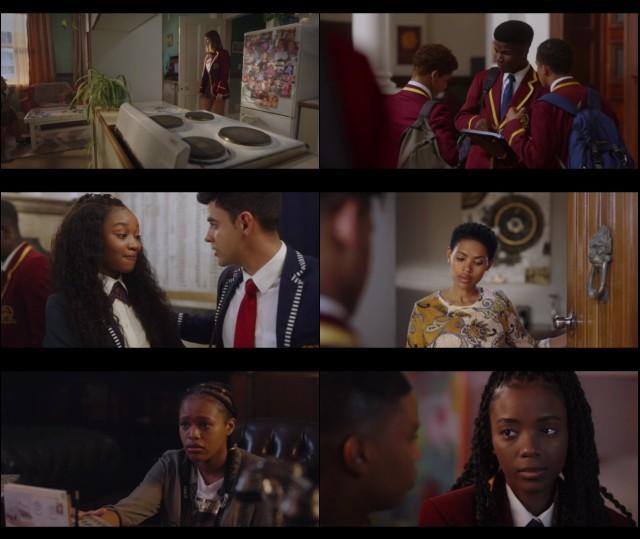 ¿Cuánto pesa la sangre? Temporada 2 Completa (2020) HD 720p Latino Dual