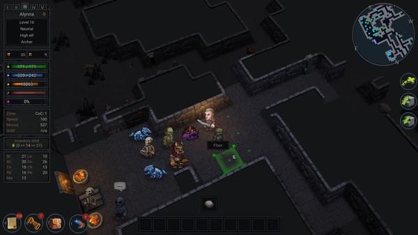 Ultimate ADOM - Caverns of Chaos (2021) PC Full Español Latino