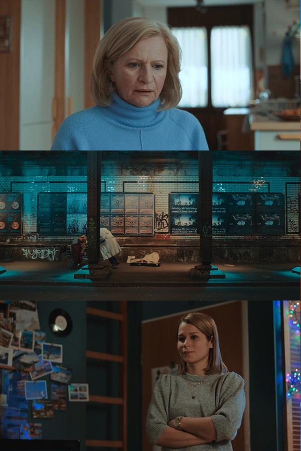 Visita de Navidad Temporada 1 (2020) HD 720p Latino Dual