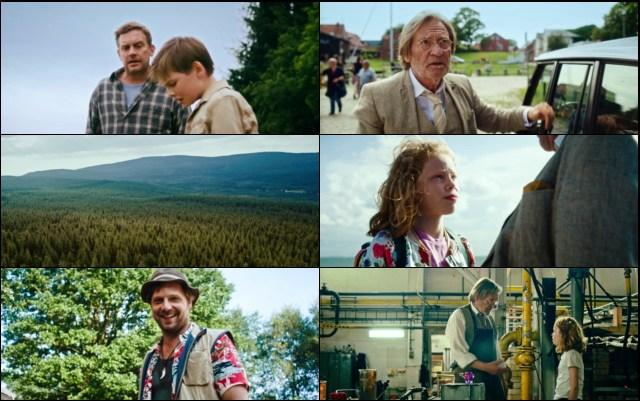Lassie vuelve a casa (2020) HD 1080p y 720p Latino Dual