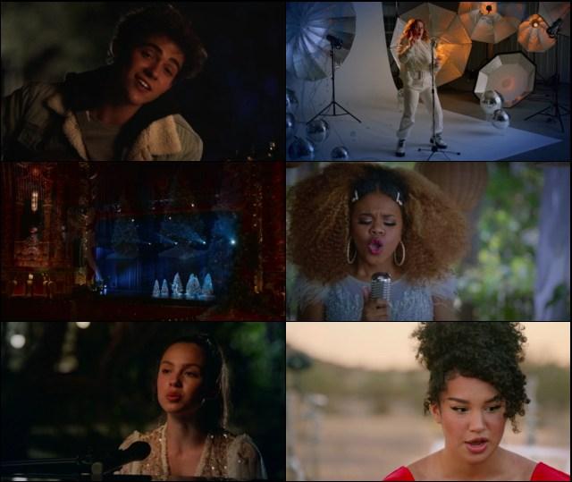 High School Musical, el musical: Especial de las fiestas (2020) HD 1080p Latino Dual