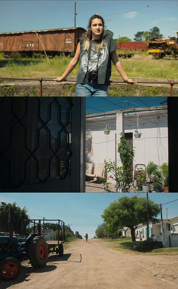 Las rutas en febrero (2018) HD 1080p Latino