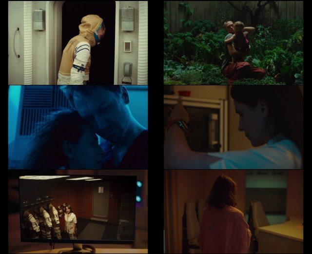 High Life: Espacio Profundo (2018) HD 1080p y 720p Latino Dual