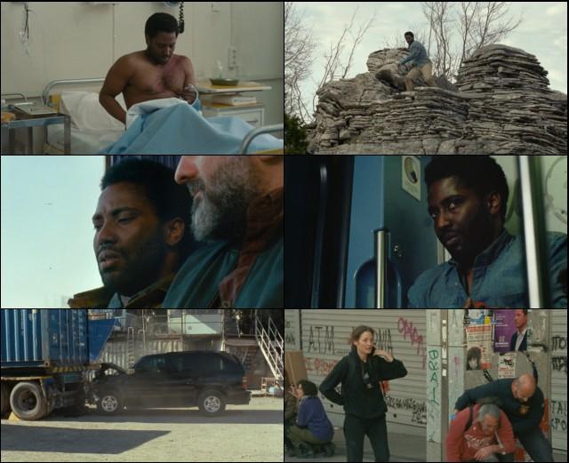Beckett (2021) HD 1080p y 720p Latino Dual