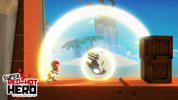 Super Red-Hot Hero (2021) PC Full
