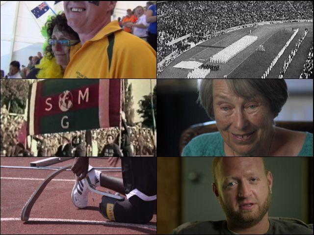 Rising Phoenix: Historia de los Juegos Paralímpicos (2020) HD 1080p Latino Dual