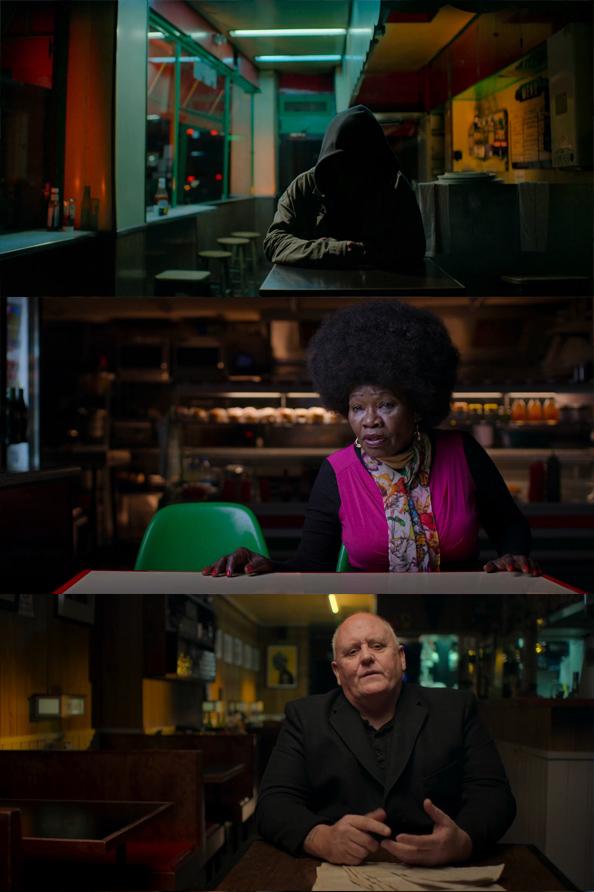 David Copeland: El hombre que aterrorizó Londres (2021) HD 1080p Latino Dual