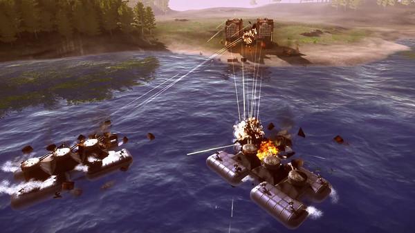 Dieselpunk Wars (2020) PC Game Español