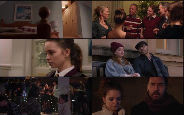 La cita navideña de papá (2020) HD 1080p y 720p Latino Dual