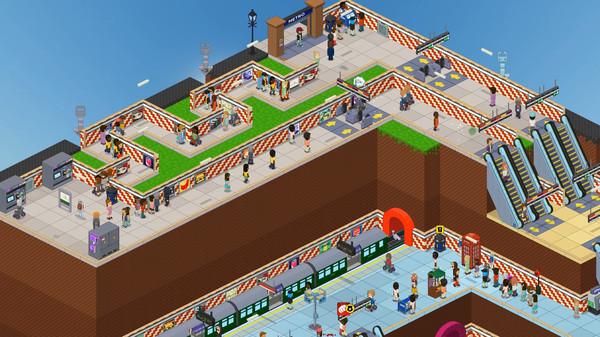 Overcrowd: A Commute 'Em Up (2020) PC Full Español