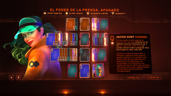 The Solitaire Conspiracy (2020) PC Full Español