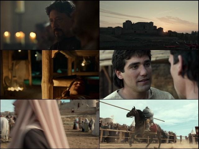 El Cid (Serie de TV) Temporada 1 (2020) HD 720p Castellano